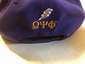 Omega Psi Phi Single Letter Hat