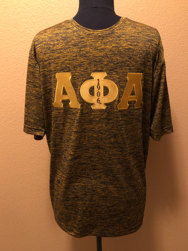 Alpha Phi Alpha Two Tone Men's Dry Fit Shirt