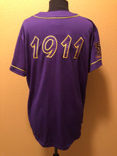Load image into Gallery viewer, Omega Psi Phi Purple Jersey