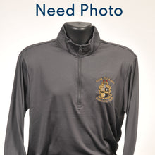 Load image into Gallery viewer, Kappa Alpha Psi Solid Color Dry Fit Quarter Zip Pullover