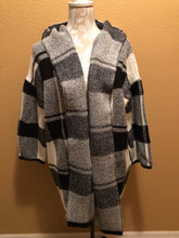 Load image into Gallery viewer, Stephanie Hooded Cardigan Sweater