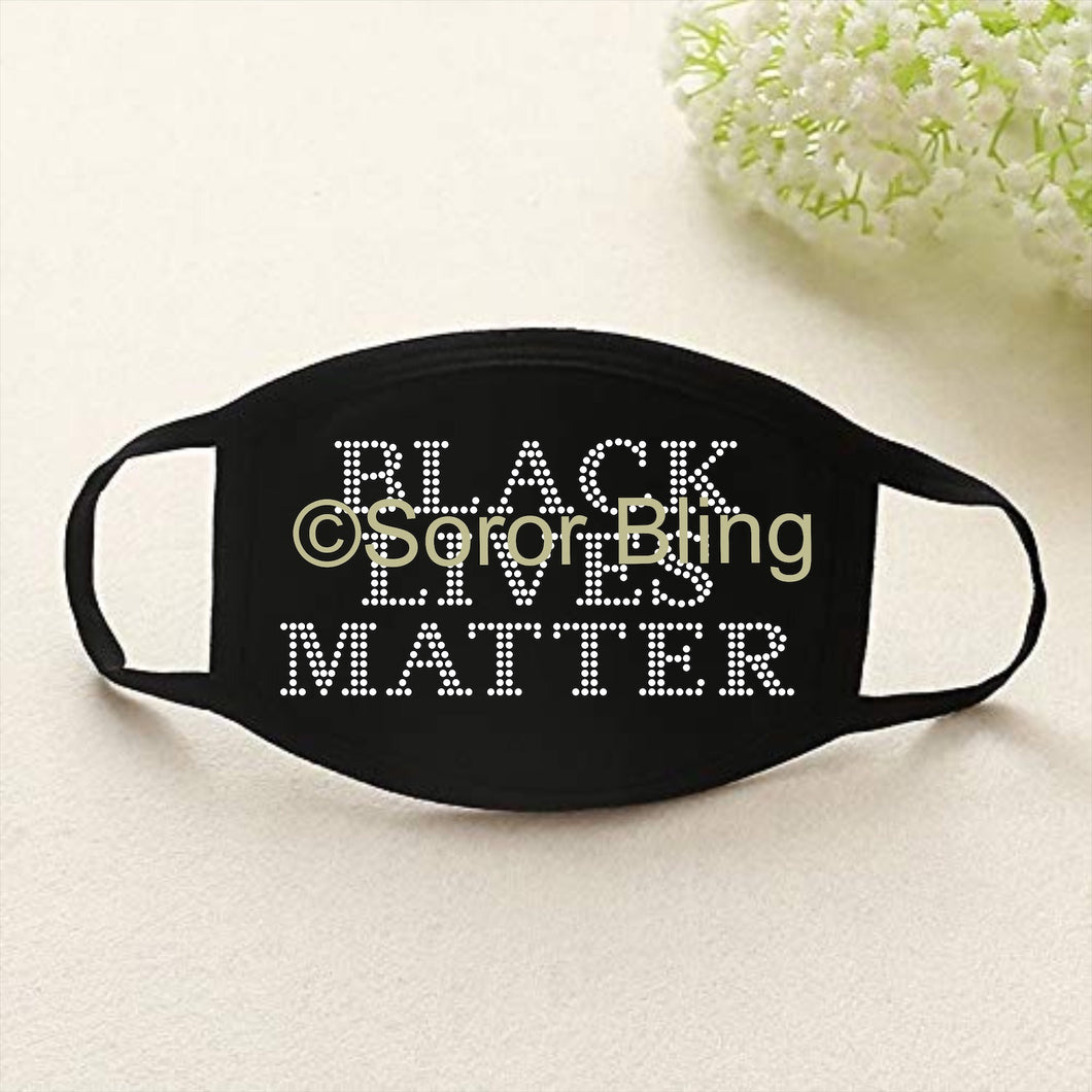 Black Lives Matter Face Mask