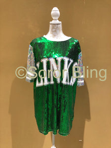 LINKS Inc. Sequin Jersey