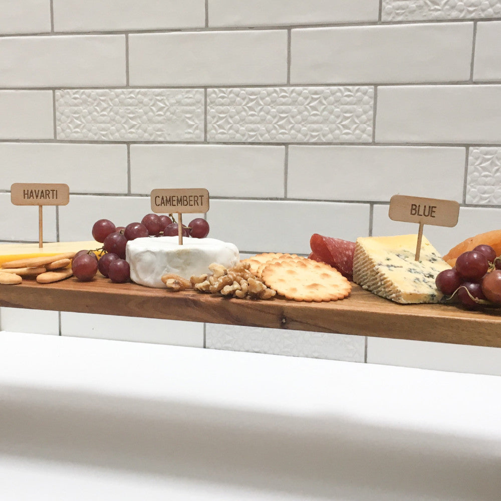 laser cut cheese toppers