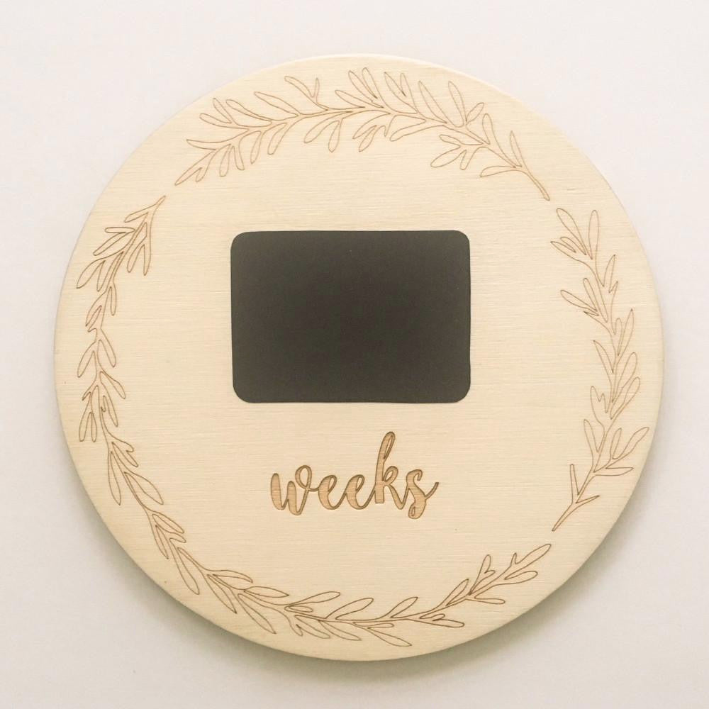 laser cut pregnancy plaque New Zealand