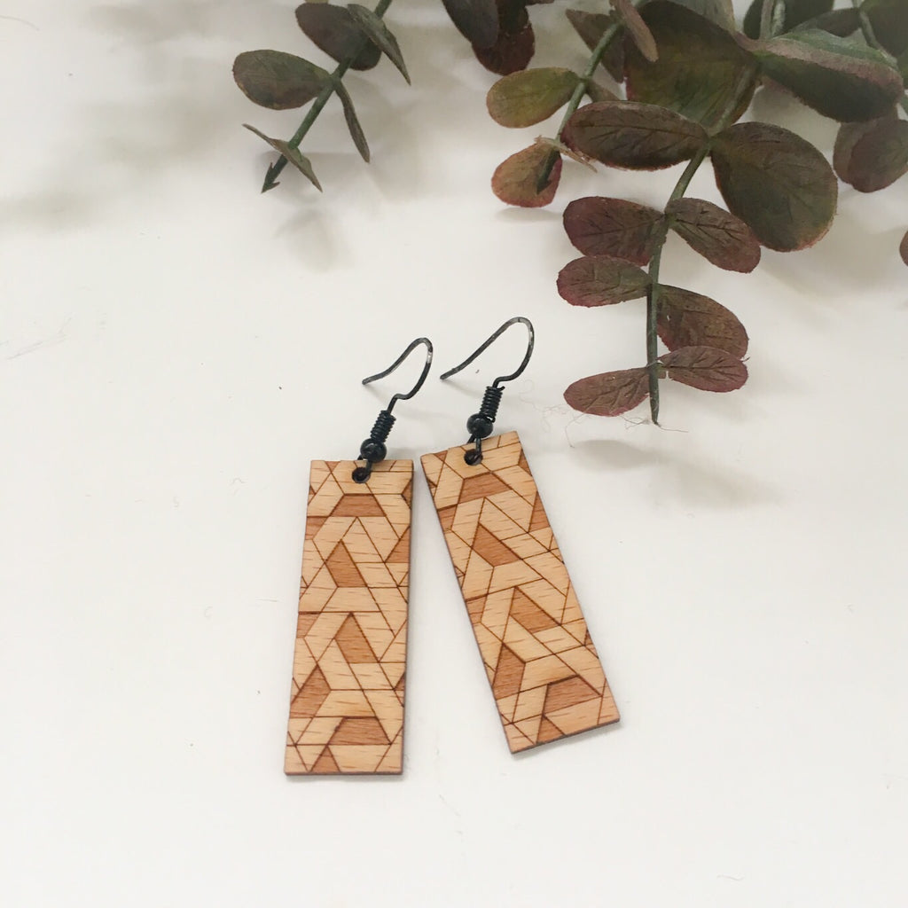 Tessellate Earrings