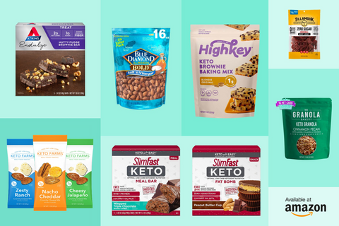 The Top 10 Keto Snacks Under $10