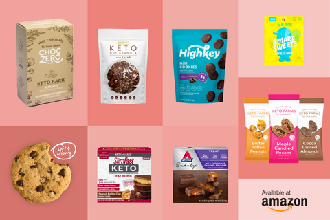The 17 Best Keto Desserts You Can Buy on Amazon - Right Now