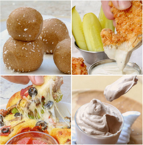 The Top 10 Keto Snack Recipes of 2018