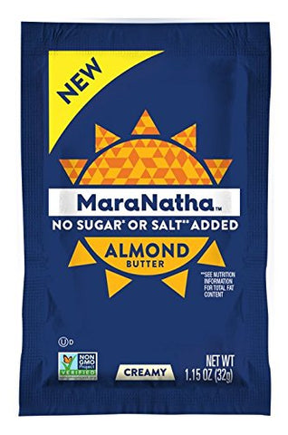 Maranatha Almond Butter - Keto Snacks
