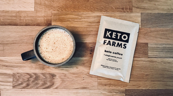Instant Keto Coffee by Keto Farms