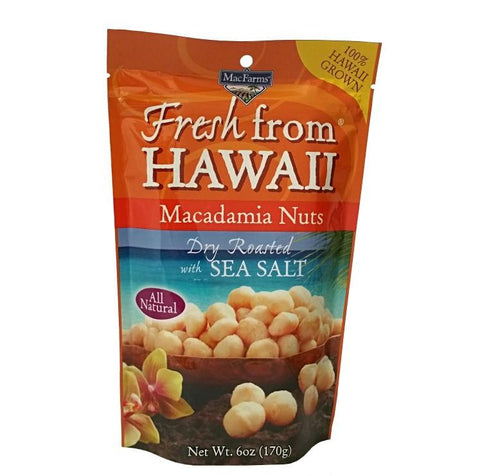 Mac Farms Macadamia Nuts - Keto Snacks