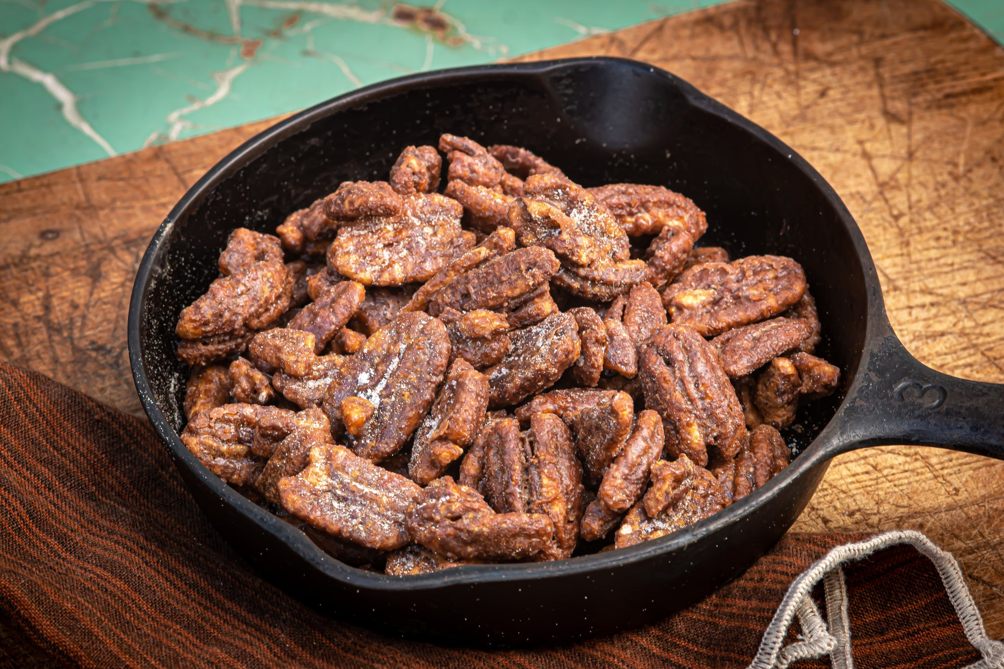 the best keto candied pecans recipe