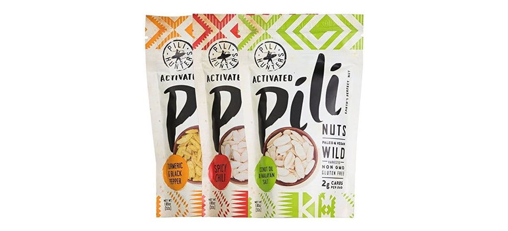 Pili Hunters Pili Nuts - Keto Snacks