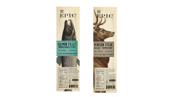 Epic Snack Strips - Keto Snacks