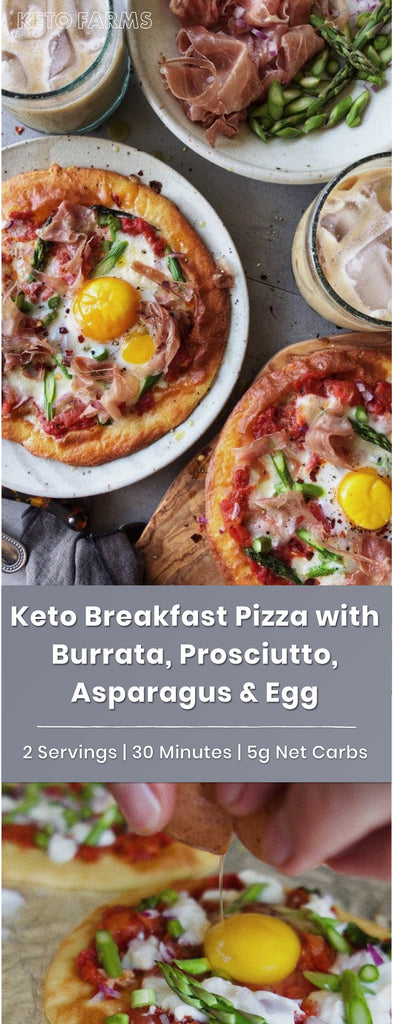 keto farms keto breakfast pizza