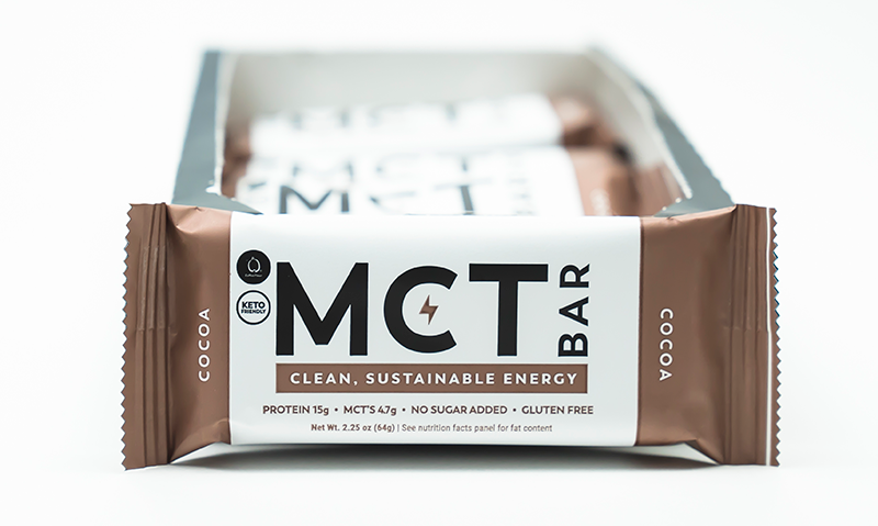 mct & co keto snack bar