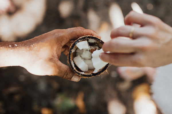 mct naturally occurring in coconut are perfect for keto