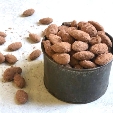 Keto Candied Nuts