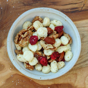 Keto Snack Mix, Raspberry Gouda
