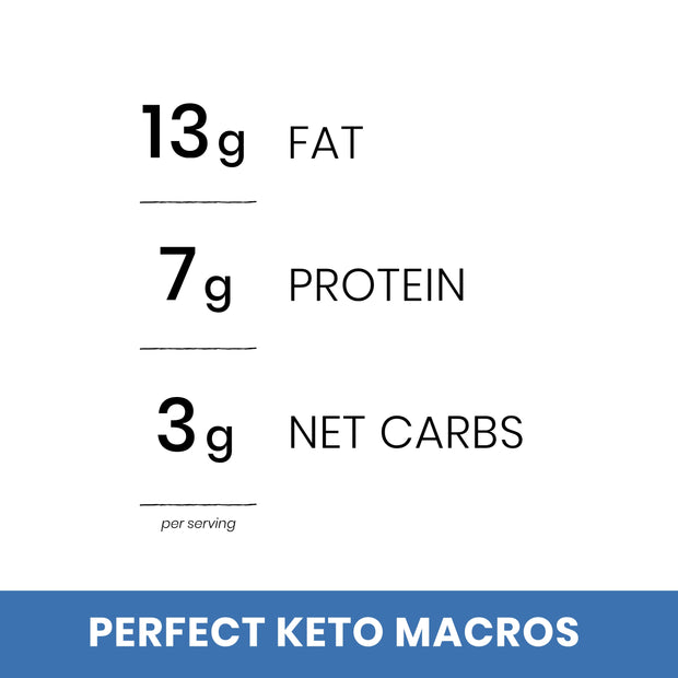 Keto Trail Mix, Variety Pack