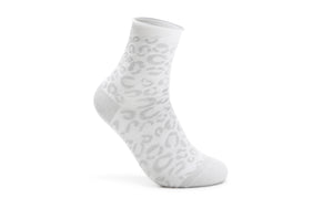 Leopard Lurex Socks
