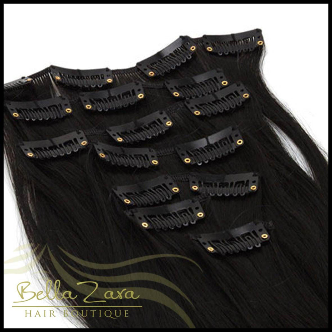 - bellazara-hair-boutique - Clip-In Extension