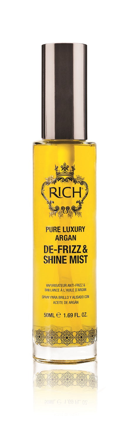 RICH Argan De-Frizz & Shine Mist
