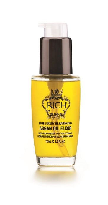 - bellazara-hair-boutique - RICH Rejuvenating Argan Oil Elixir