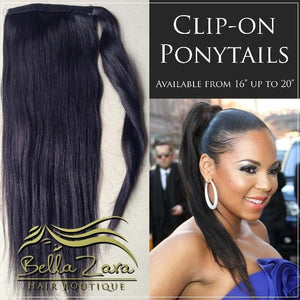 Indian Ponytails