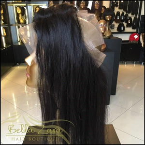 360 Lace Closure