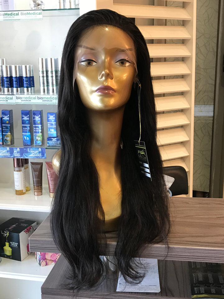 "- bellazara-hair-boutique - 20"" Indian Remy Lace Front Wig"