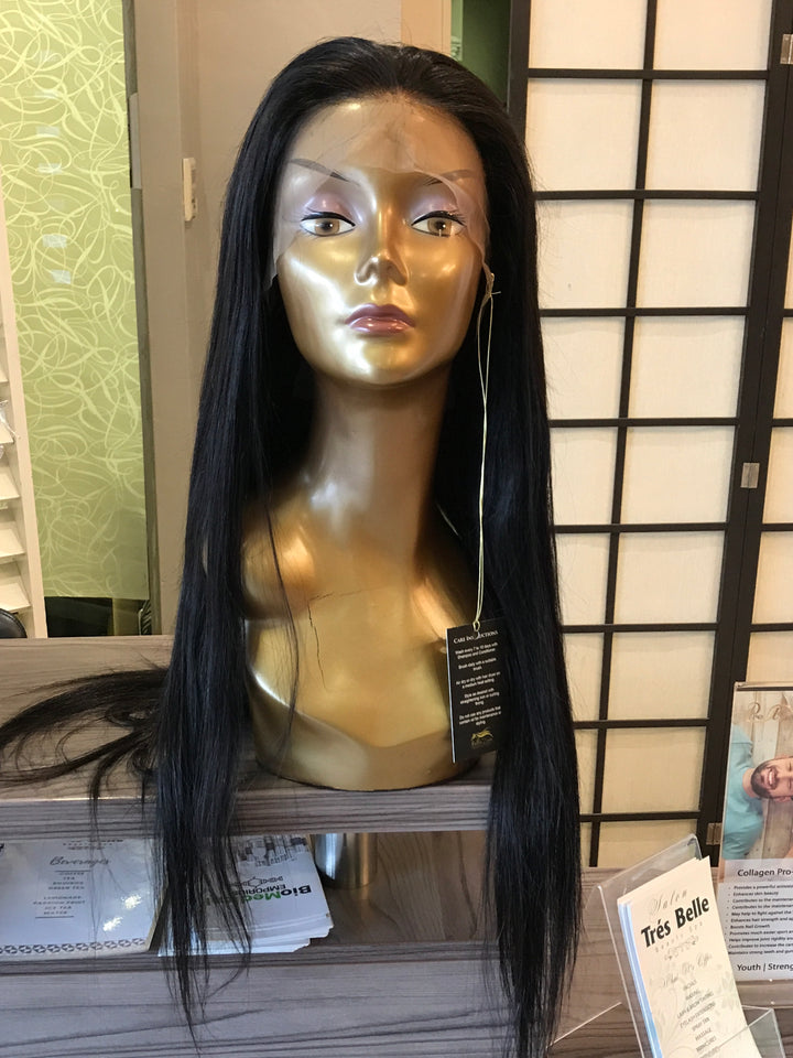 "- bellazara-hair-boutique - 22"" Brazilian Lace Wig in Straight"