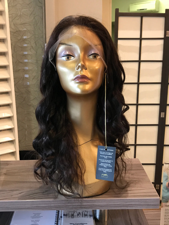"- bellazara-hair-boutique - 16"" Brazilian Lace Wig in Body Wave"