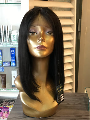 "14"" Brazilian Lace Front Wig"