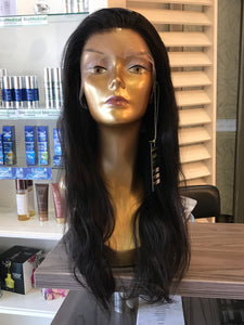 "- bellazara-hair-boutique - 18"" Indian Remy Lace Front Wig"