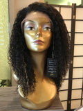 "- bellazara-hair-boutique - 16"" Brazilian Curly Wig"