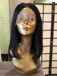 "- bellazara-hair-boutique - 14"" Brazilian Lace Wig Straight"