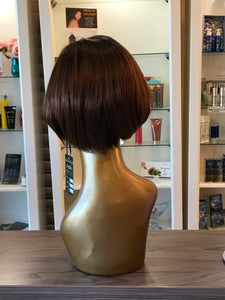 "- bellazara-hair-boutique - 8"" Brazilian Bob Wig"