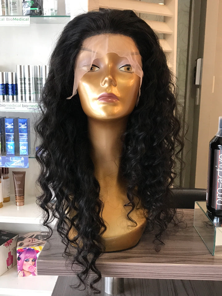 "- bellazara-hair-boutique - 20"" Brazilian Loose Wave Wig"