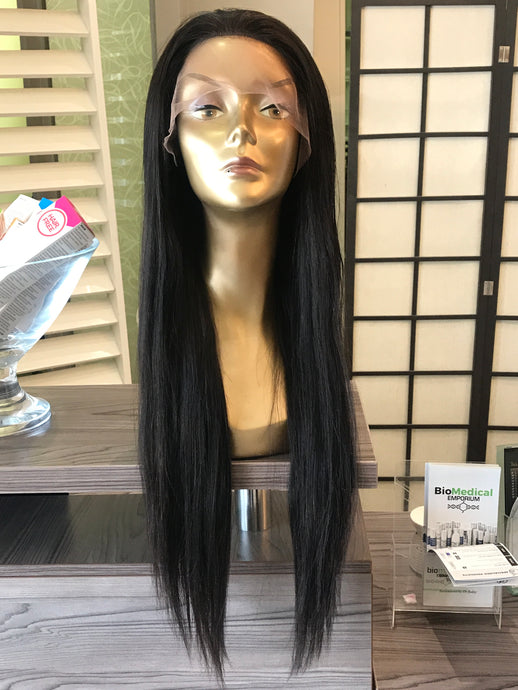 "24"" Peruvian Lace Front Wig"