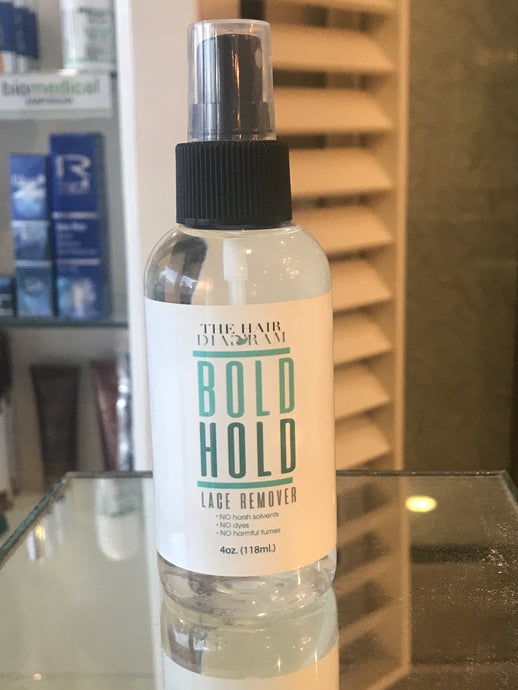- bellazara-hair-boutique - Bold Hold Lace Remover