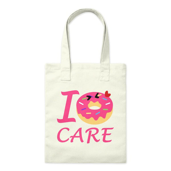 I Donut Care Teespring Tote Bag - ElectraFied