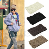 Knitted Empty Skull Beanie Winter Warm Hat Lady Girl Ski Cap