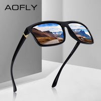 AOFLY BRAND DESIGN Polarized Sunglasses