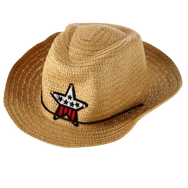 Cowboy Children Cap