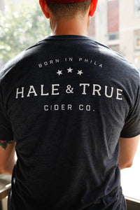 Hale & True Navy Tee