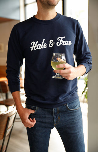 Hale & True Crewneck Sweatshirt