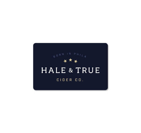 $25 Hale & True Taproom Gift Card