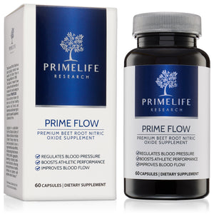 Prime Flow - Premium Beet Root Nitric Oxide Supplement